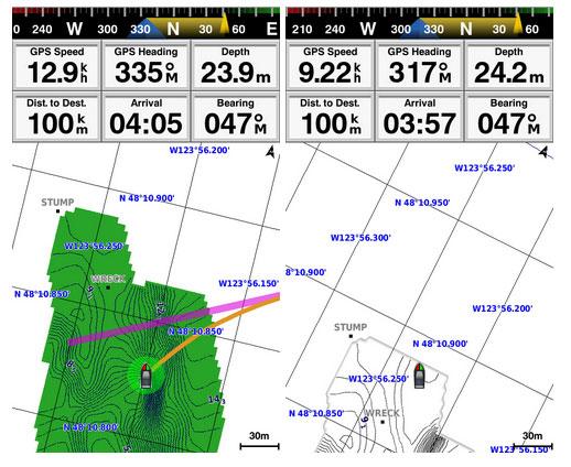 Garmin GPS MAP 585 Plus Device